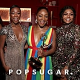 Pictured: Samira Wiley, Tiffany Haddish, and Taraji P. Henson
