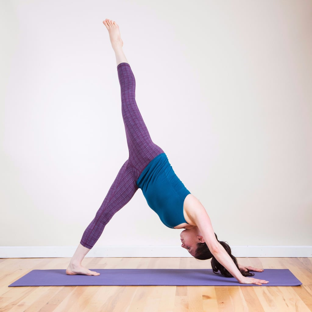 Running Warmup: Dynamic Yoga Stretches