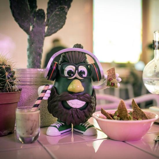 Mr. Potato Head Avocado April Fool's Joke