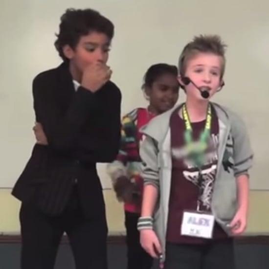 Young Boy's Transgender Rap