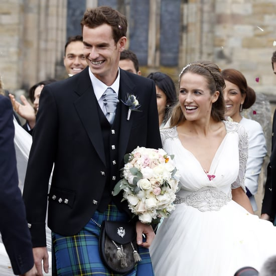 Andy Murray and Kim Sears Wedding Photos