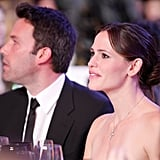 Ben Affleck and Jennifer Garner Share Sweet PDA at the Critics' Choice Awards