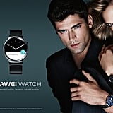 Karlie Kloss and Sean O'Pry for Huawei, shot by Mario Testino