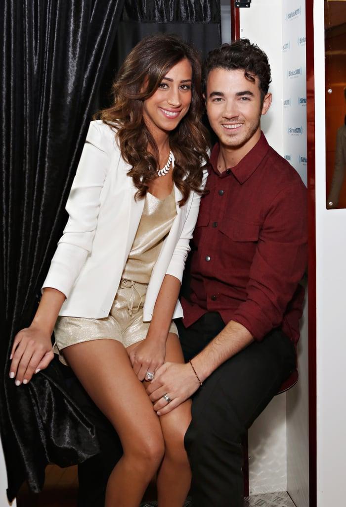 How Did Danielle and Kevin Jonas Meet?