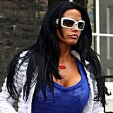 25/5/2009 Jordan Katie Price Visiting Divorce Lawyer