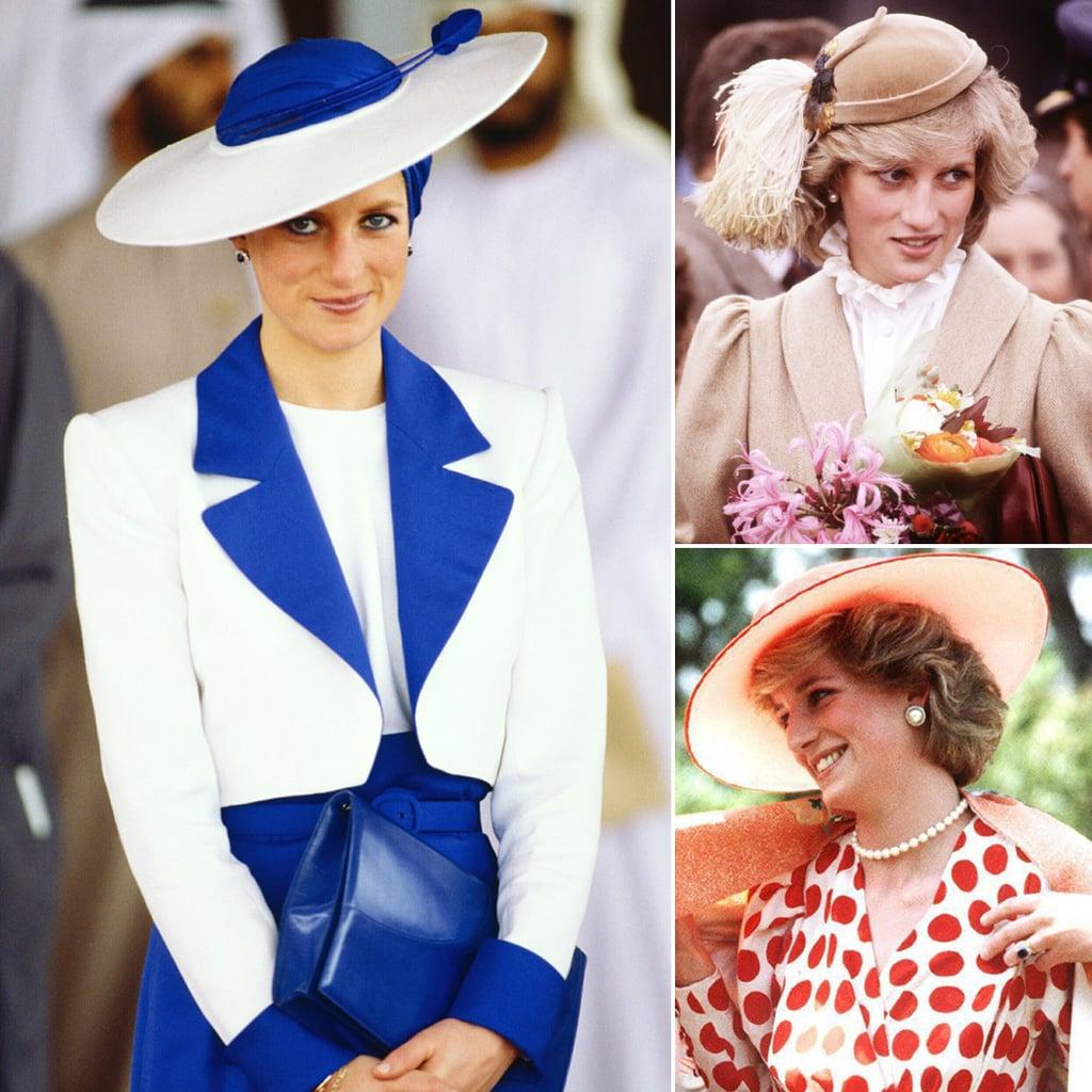Princess Diana's Most Famous Hats