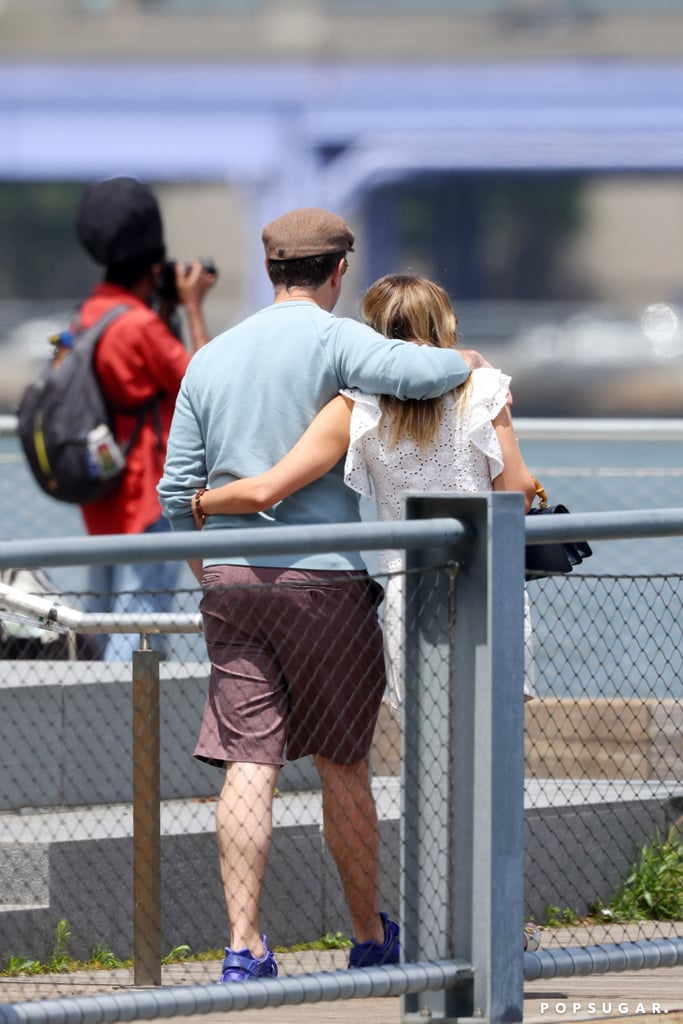 Are Jason Sudeikis and Keeley Hazell Dating?