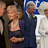 Steve Coulter and Deborah Ramsay as Prince Charles and Camilla, Duchess of Cornwall