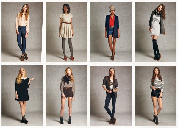 Alexa Chung for Madewell Launches