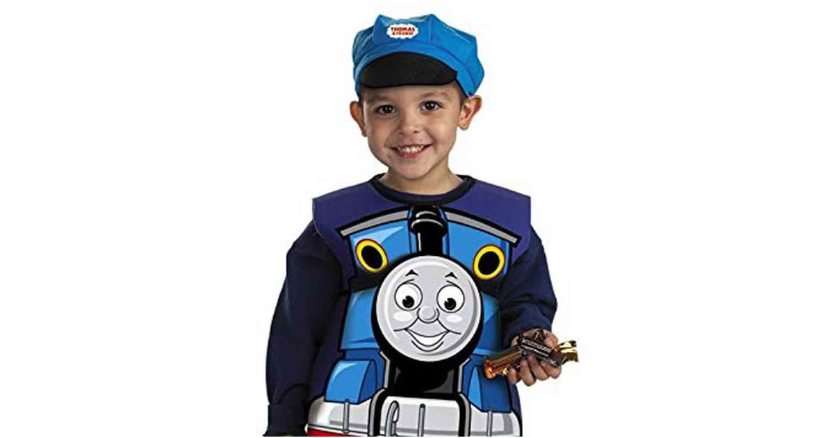 Thomas The Train Halloween Costumes Popsugar Moms