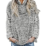 Chase Secret Zip Sweatshirt