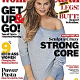 Chrissy Teigen Women's Health Parenting Quotes 2018