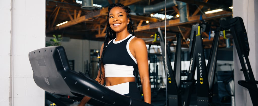 Gabrielle Union Interview on Body Image and Working Out