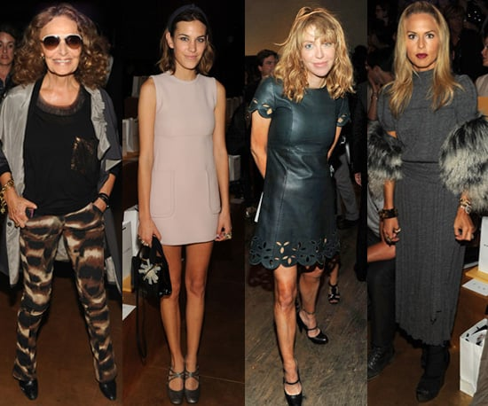 Who is the Best Dressed at Marc Jacobs?