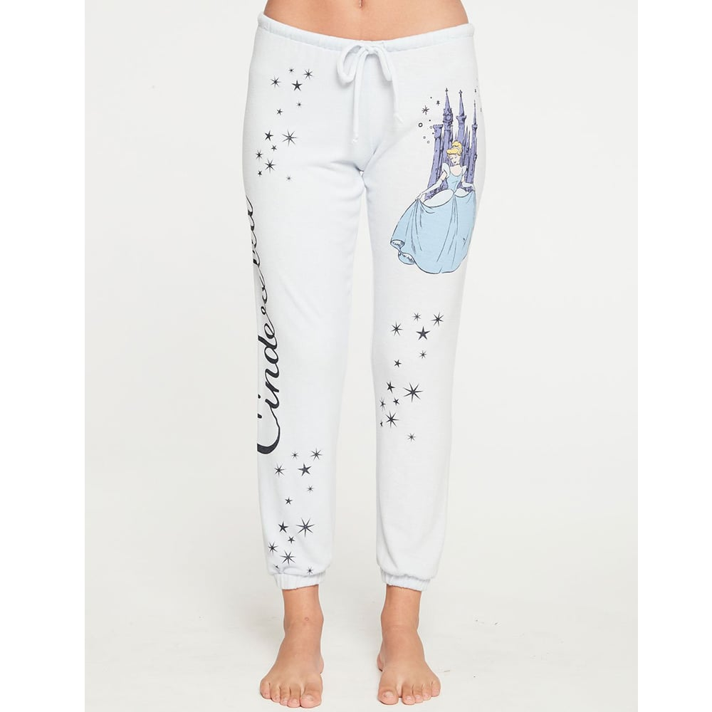 Chaser Disney Cinderella Happily Ever After Knit Pants