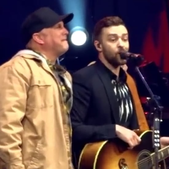 "Justin Timberlake and Garth Brooks: ""Friends in Low Places"""