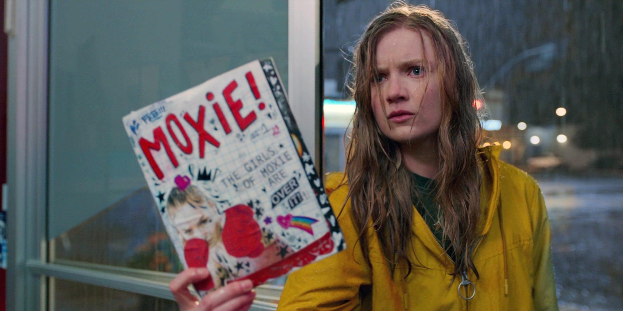 MOXIE, Hadley Robinson, 2021.  Netflix / Courtesy Everett Collection
