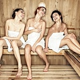 Spa and Sauna Afternoon