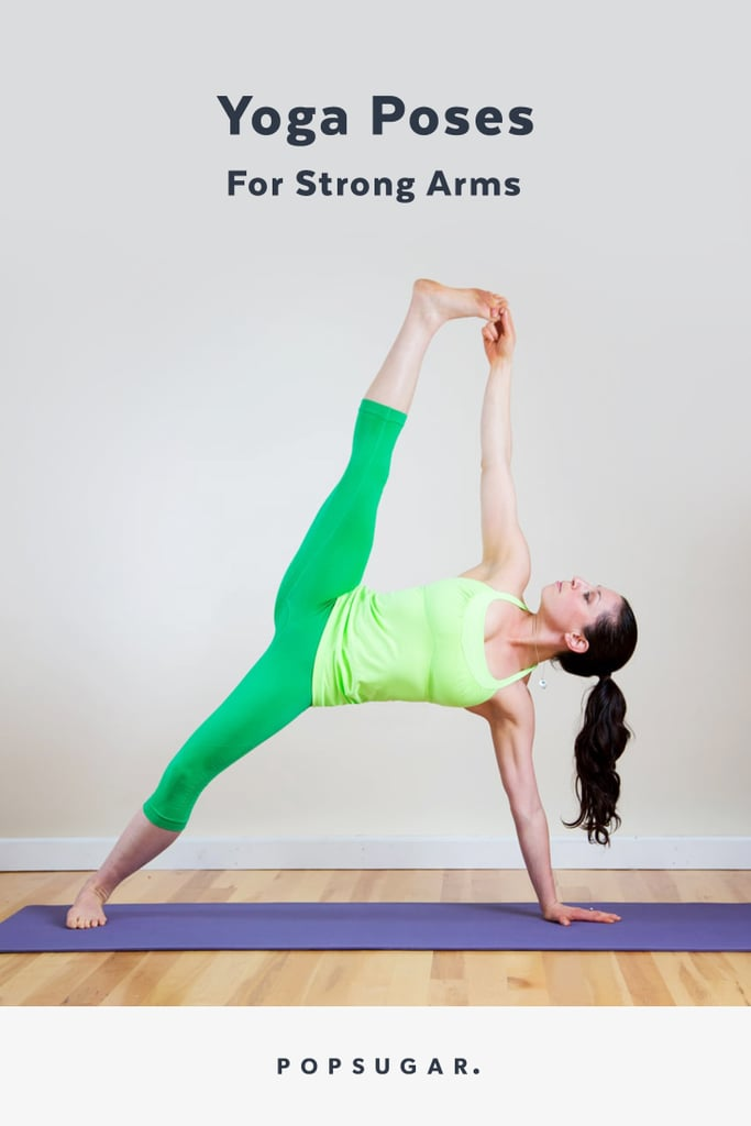 Yoga Poses For Strong Arms