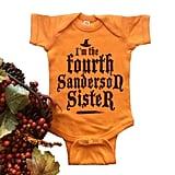 Fourth Sanderson Sister Onesie