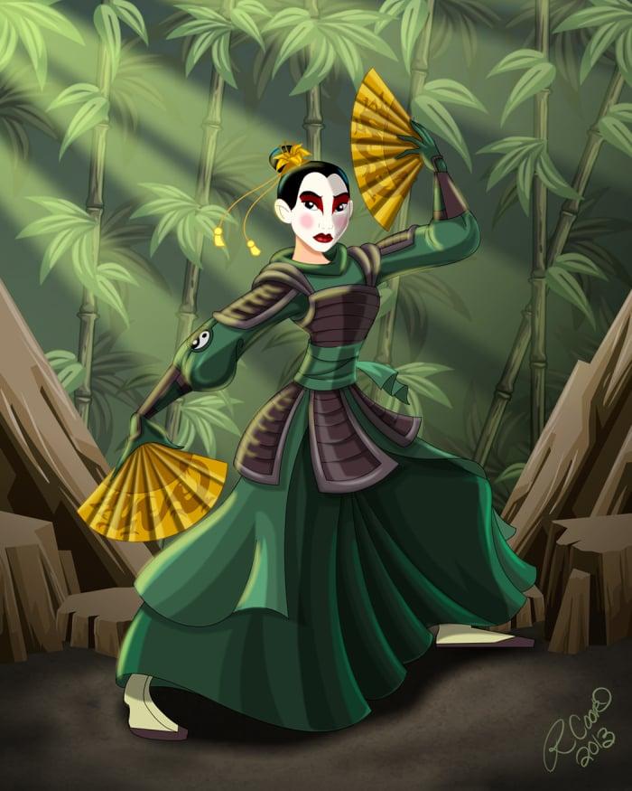 Avatar Mulan