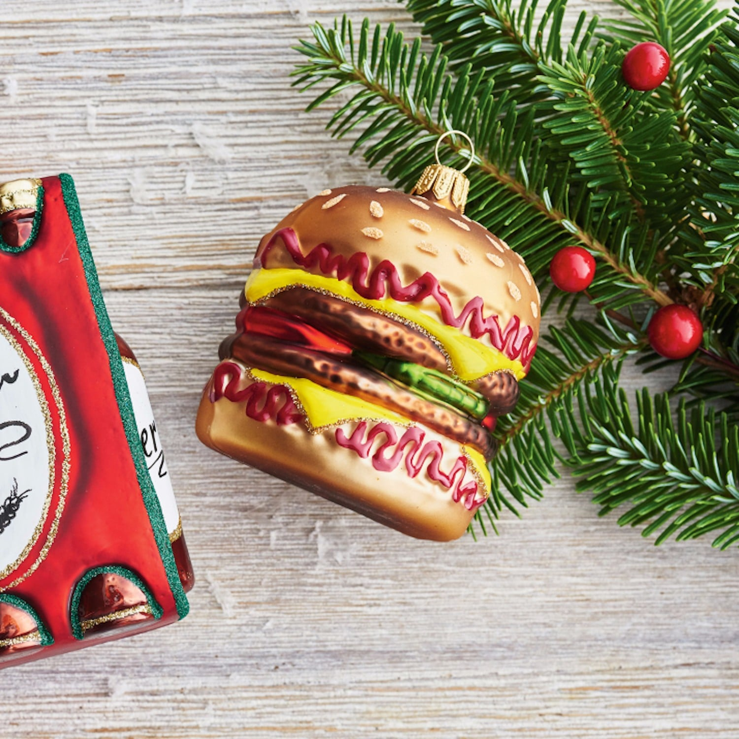 Food Themed Christmas Tree Ornaments Popsugar Food