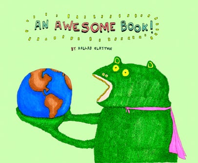 Text and Tunes: An Awesome Book