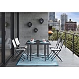 Bryant Outdoor Stowable Patio Dining Set