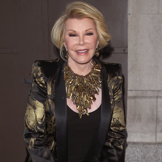 Joan Rivers Has Died at Age 81