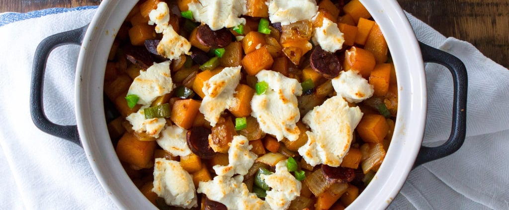 Chorizo and Butternut Squash Hash Recipe