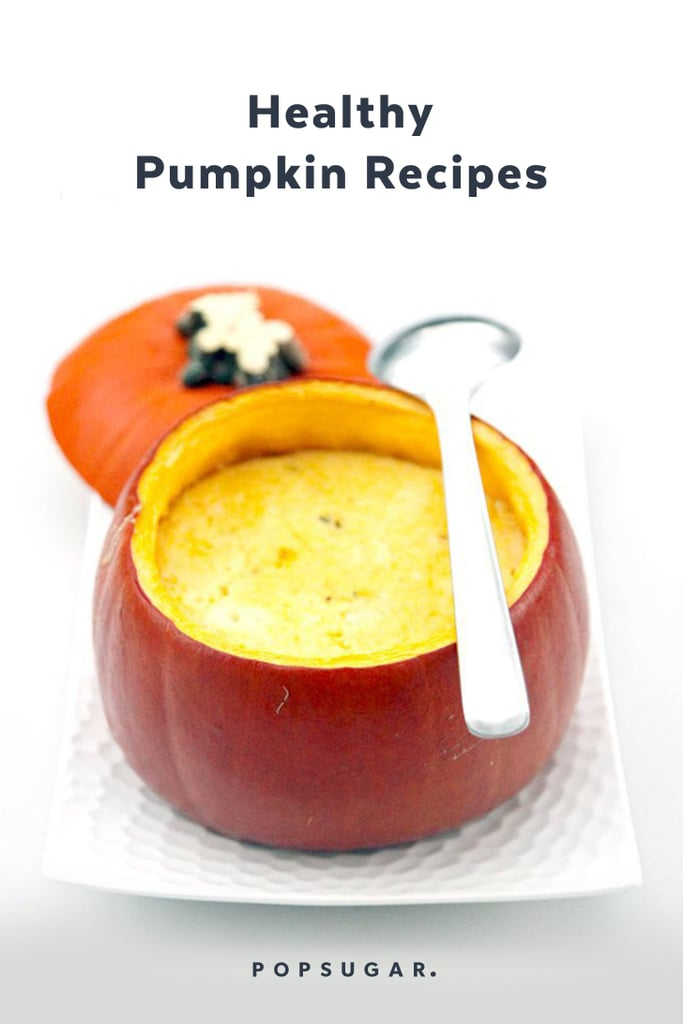 Pumpkin Recipes That Belong on Your Thanksgiving Table (and They're Healthy)