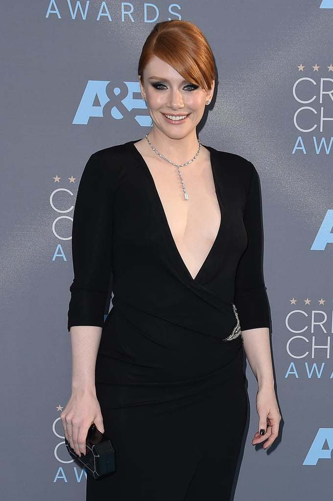 Bryce Dallas Howard Got Critics Choice Awards Dress