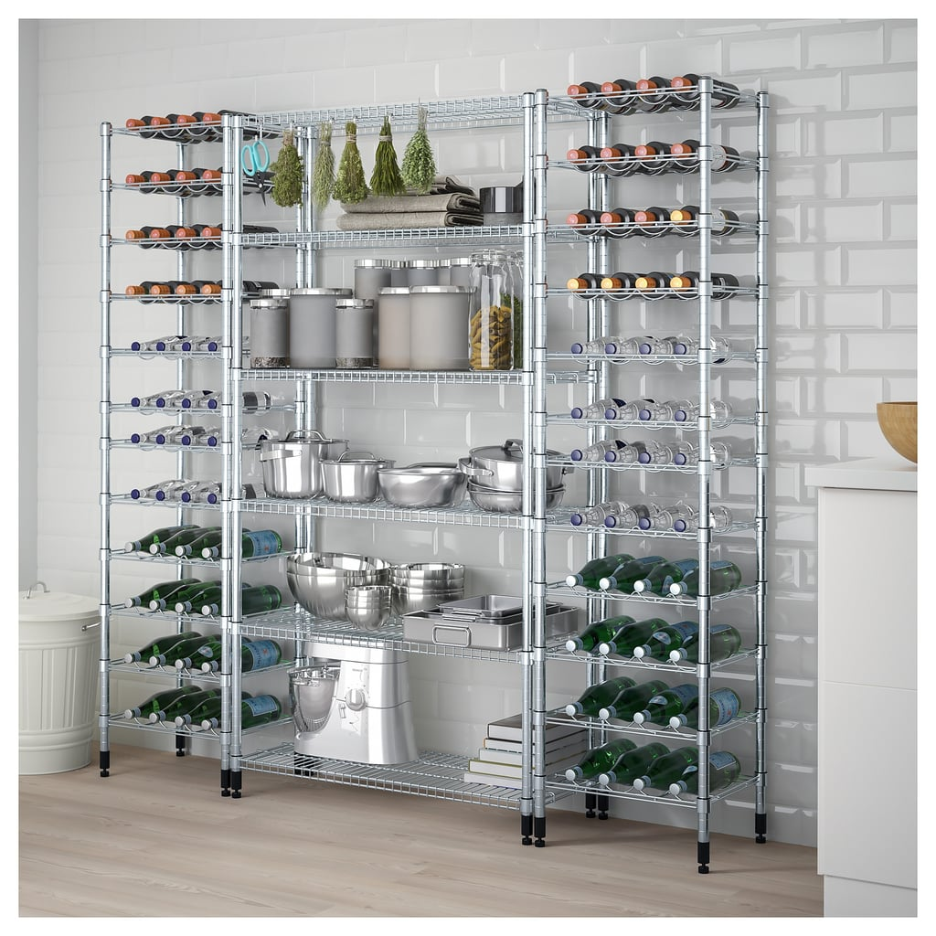 Omar 3-Shelf Sections