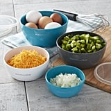 KitchenAid 4 Piece Prep Bowls With Lids