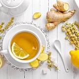 Green Tea and Lemon