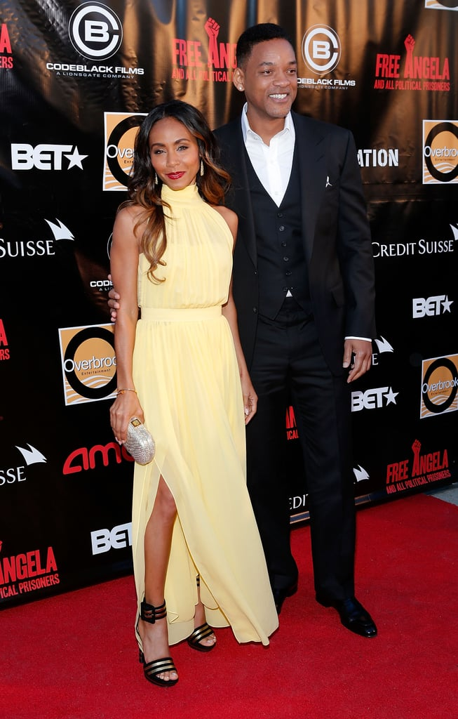Vice Versa Nyc >> Will Smith and Jada Pinkett Smith on the Red Carpet ...