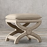 House Lannister: Toscane Nailhead Stool