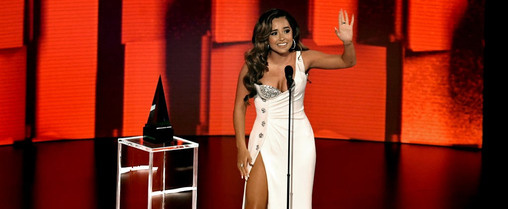 Watch Becky G's Powerful 2020 American Music Awards Speech