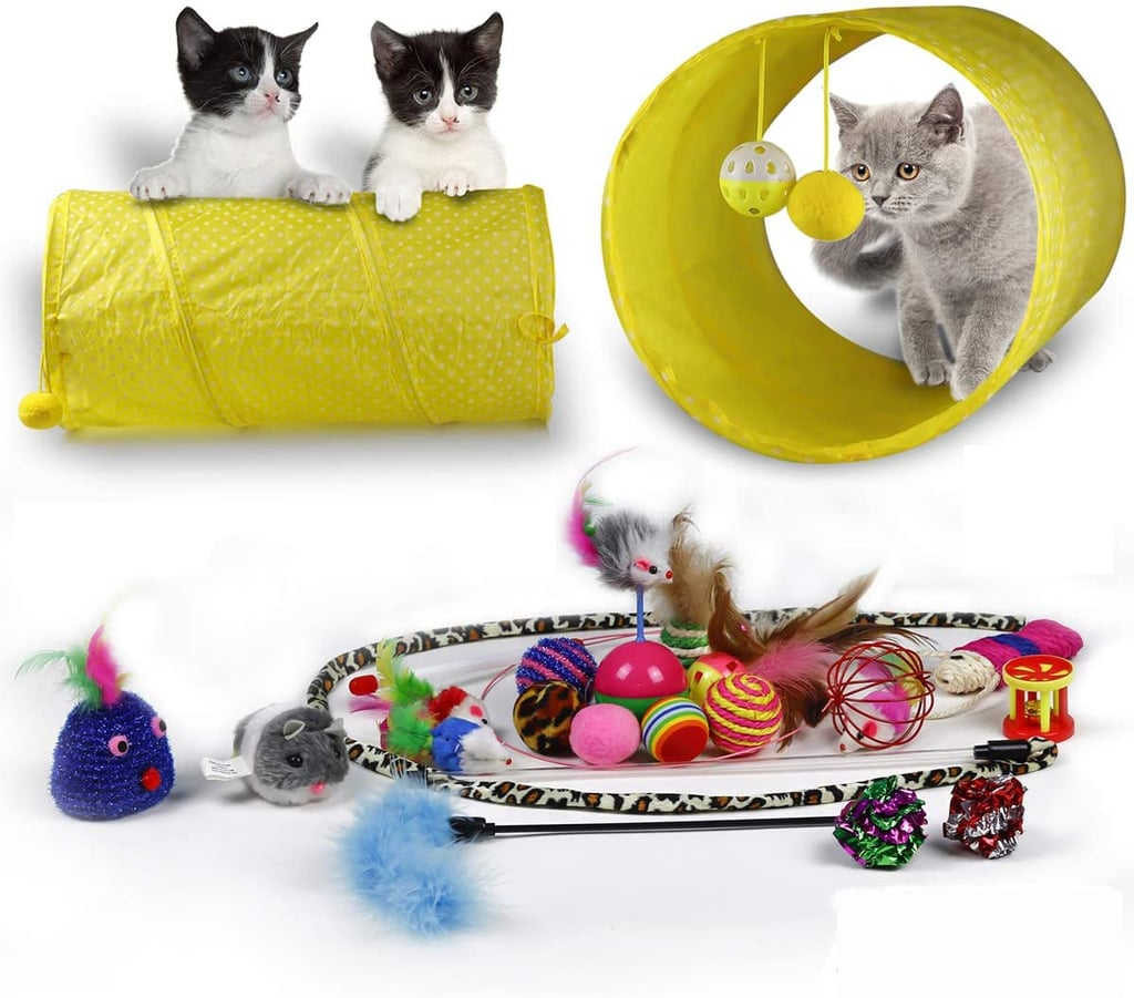 RIO Direct Cat Toys Kitten Toys Variety Pack