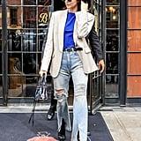 Kendall Jenner's Balenciaga Graffiti Bag