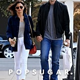 Jenna Dewan and Steve Kazee