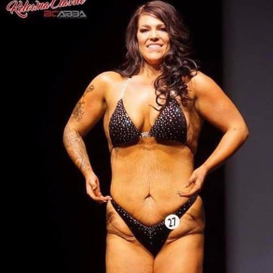 Bodybuilder Fat Shamed by Photographer