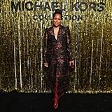 Regina King at Michael Kors Collection Fall 2019