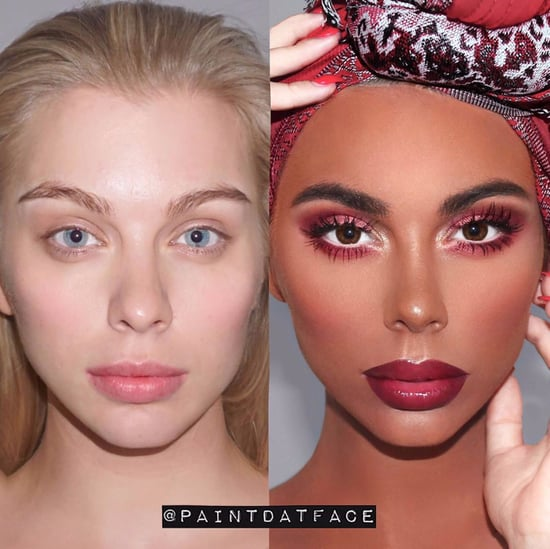 Makeup Artist Under Fire For Race Change