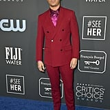 Andrew Scott at the 2020 Critics' Choice Awards