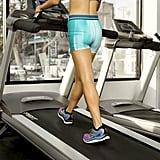 Incline Treadmill Walking or Running
