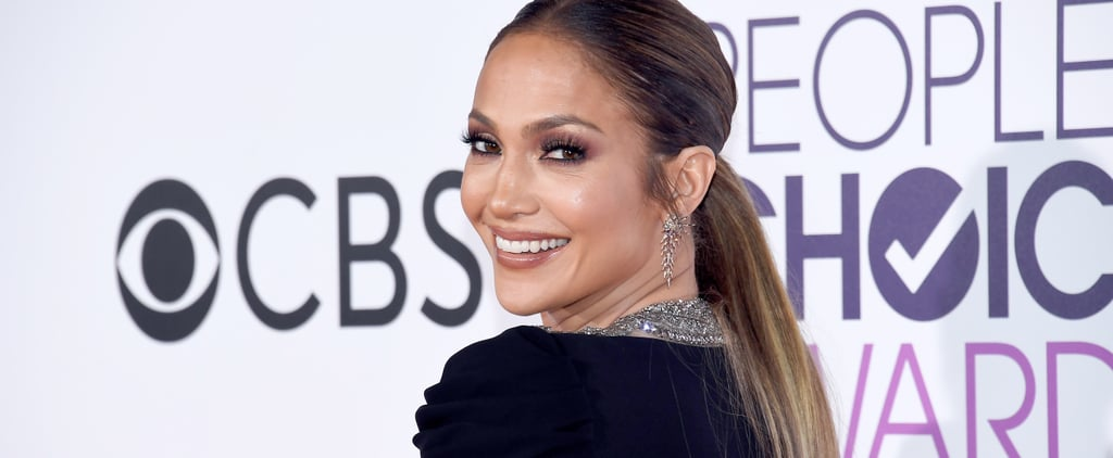 Breaking: Jennifer Lopez Wore a Regular $1 Hair Tie on the Red Carpet Because She Can