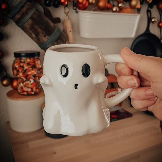 Target's $5 Ghost Mug Is Causing Quite the Shopping Frenzy