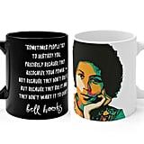 bell hooks Quote Mug