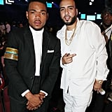 Chance the Rapper and French Montana